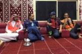 هيئة الهلال الأحمر بالقصيم تعلن نجاح خطتها الاسعافية بالإجازة  وتعايد منسوبيها