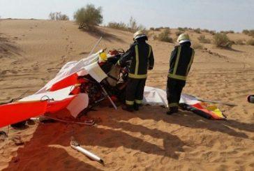 وفاة قائد طائرة رياضية وإصابة آخر في عنيزة