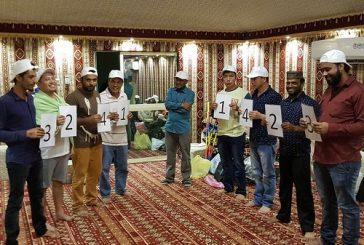 163 شابا يستفيدون من ديوانية الصحبة في هداية .. إسلام 15 إمراءة الشهر الماضي بالخبر