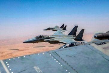 «الجوية السعودية» تستعد لبدء «مناورات فيصل» مع سلاح الجو المصري