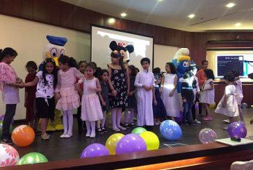 """جمعية """"أكناف"""" بالباحة تنظم حفل معايدة للأرامل والأيتام بمحافظة بلجرشي"""