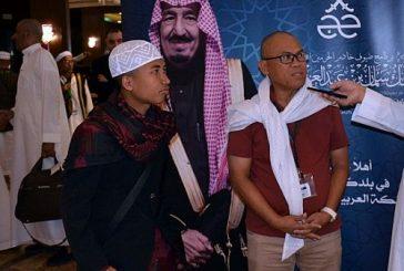 ضيوف خادم الحرمين بالمدينة المنورة يثمنون اختيارهم ضمن البرنامج هذا العام