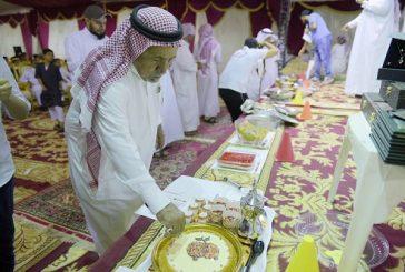 مهرجان الرمان بمحافظة القرى بالباحة ينظم مسابقة أفضل طبق شعبي