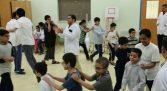 جمعية إرادة تستقبل اطفالها بالهدايا