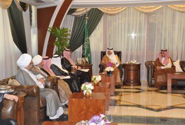 """الأمير سعود بن نايف : """"باب العفو"""" لا يزال مفتوح.. والوطن يحتضن أبناءه"""