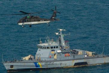 حرس الحدود يشارك في تمرين «خليج السلام 6»