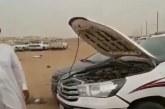 مواطن يشتكي تعرض سيارته للسرقة في حجز السيارات ومدير الأمن يصدر أمراً بتشكيل لجنة للتحقيق