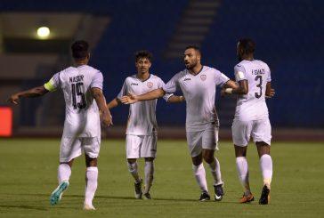 الشباب يكسب الاتفاق بثلاثة أهداف مقابل هدفين