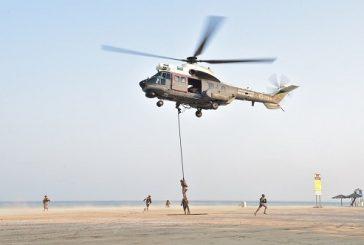 بالصور ..الجبيل تحتفل باليوم الوطنى ٨٧ بعروض عسكرية