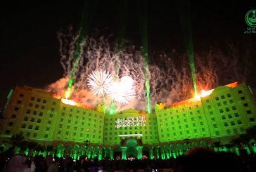 """""""شوط وطني"""" لجمهور الاتحاد والهلال بمناسبة اليوم الوطني"""