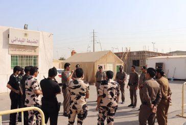 بالصور.. ضبط 14 مخالفاً لنظامي العمل والإقامة بمحافظة الجبيل
