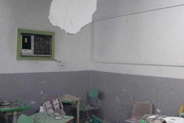 انهيار جزئي بسقف مدرسة.. وتعليم جدة: أخلينا المبنى