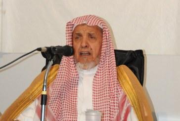 وفاة الشيخ صالح السدلان