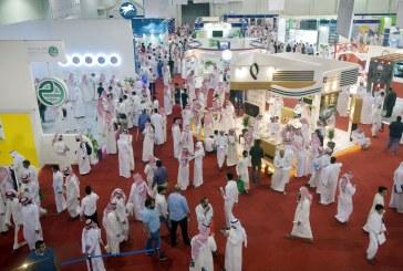 اكثر من 100 شركة ومؤسسة تشارك في معرض وظائف 2017