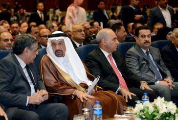"""""""الفالح"""" من بغداد: المملكة ستكون شريكة إلى الأبد للعراق"""