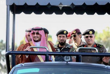 نائب أمير منطقة الجوف يتفقد قيادة قوة الطوارئ الخاصة بالمنطقة