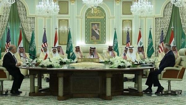 نتائج الاجتماع الأول لمجلس التنسيق السعودي العراقي