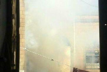 السجناء يطلقون نداء استغاثة بعد اقتحام قوات حوثيه للسجن المركزي واطلاق النار بشكل عشوائي