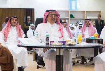 أمير الباحة يحضر ورشة عمل دور رؤية 2030 في تحقيق تطوير التنمية