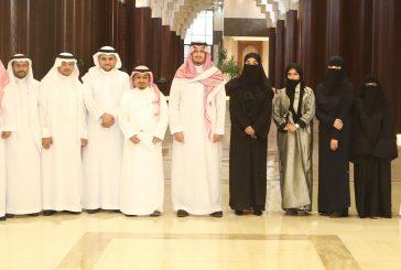 الأمير أحمد بن فهد بن سلمان يشدد على أهمية نشر ثقافة العمل الحر