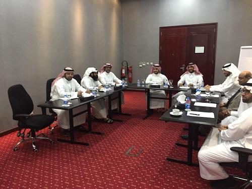 جمعية طيف التوحد بالجبيل الصناعية تعقد اجتماعها الأول