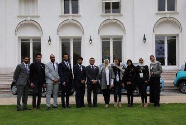 مركز الملك سلمان للشباب يختتم برنامج الزيارات العالمية في فرنسا