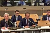 المملكة تؤكد تأييدها الكامل لأي إجراءات وجزاءات من شأنها الحد من تحركات إيران العدائية