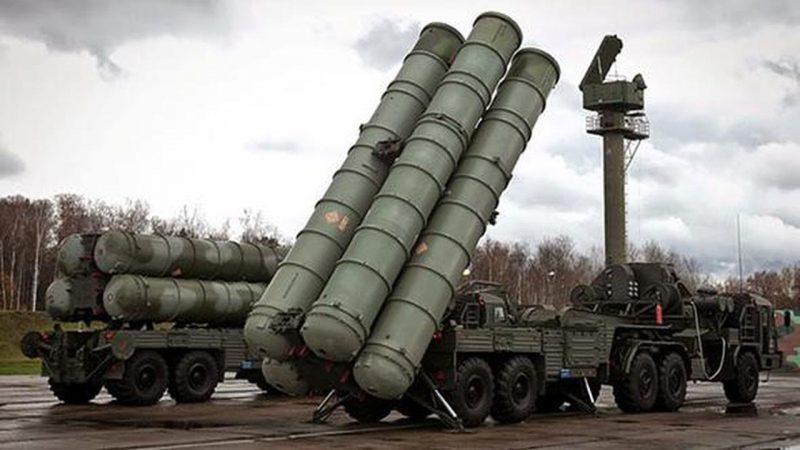 السعودية تمتلك نظام الدفاع الجوي المتقدم (S-400) الروسي (فيديو)