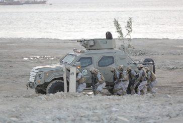 5 فرضيات تُجسّد نظام المفهوم العملياتي البري والبحري  الجديد لقوات حرس الحدود