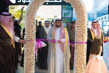 وكيل إمارة منطقة الباحة: يدشن فعاليات الحملة الاقليمية للكشف المبكر عن سرطان الثدي