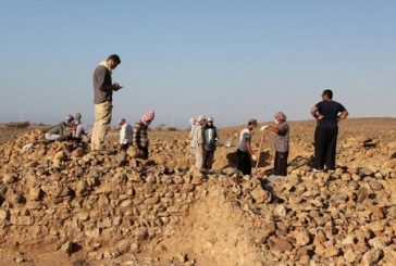 العثور على آثار تعود للعصر الحجري في تبوك