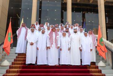 نائب أمير المنطقة الشرقية المكانة العالمية لجامعة الملك فهد مصدر فخرنا واعتزازنا