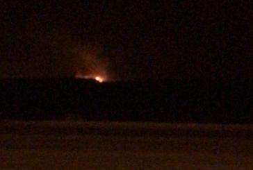السيطرة على حريق محدود في المردم الصحي التابع للهيئة الملكيةبـ #الجبيل