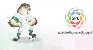 اعتماد شعار رابطة دوري المحترفين وتميمة الأخضر