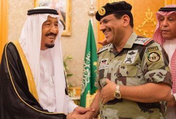 خادم الحرمين يقلد قائدي قوات الطوارئ الخاصة وقوات الأمن الخاصة رتبتيهما الجديدتين