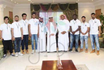 """بالصور..""""تغطيات"""" ترصد حفل تكريم الرعاه والداعمين لفعاليات محافظة الجبيل"""