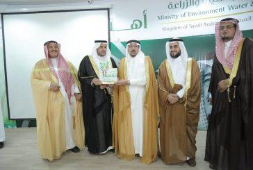 الأمير فيصل بن مشعل يرعى حفل تدشين حملة تشجير القصيم تحت عنوان (أرض القصيم خضراء)