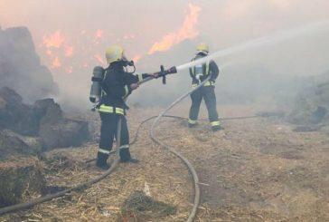 وفاة أربعة أشخاص وإصابة آخرين جراء حريق بمدينة جيزان