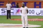 تغريم شركة صلة بسبب لباس عامل في مباراة القادسية والفيحاء
