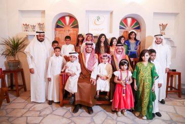 الأمير أحمد بن فهد يدعو إلى تأهيل الأيتام بالمهارات اللازمة لسوق العمل