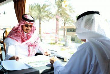 """الأمير أحمد بن فهد: لابد من أن تكون """"المدن الصناعية"""" مدناً متكاملة في كافة الجوانب"""
