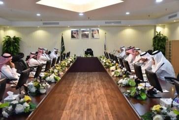 كلية الجبيل الجامعية تستضيف وفدا من مركز الملك عبدالعزيز للحوار الوطني لبحث أوجه التعاون المشترك