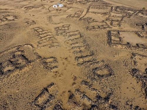 إطلاق مشروع التنقيب الاثري في موقع عشم بمنطقة الباحة