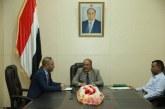 نائب الرئيس اليمني يشيد بدعم المملكة المستمر لبلاده