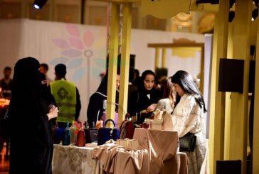 معرض وفعاليات (ظلال أنيقة) يستقبل أكثر من خمسة الاف زائر في الخبر