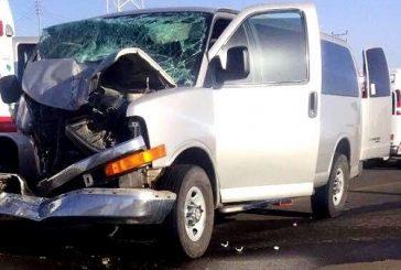 إصابة 5 معلمات في حادث تصادم بالطائف