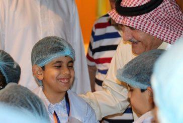 الجمعية السعودية للسكر والغدد الصماء تُقيم الحفل السنوي لنادي الابتسامات الحلوة لأطفال السكري في المنطقة الشرقية