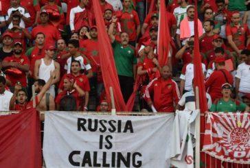تونس والمغرب إلى نهائيات كأس العالم في روسيا 2018