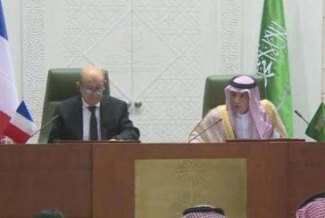 """شاهد.. رد الجبير على أن """"الحريري"""" محتجز في السعودية"""