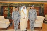 الأمير سعود بن نايف: جهود رجال حرس الحدود محل تقدير واهتمام